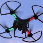 It's a Bird, It's a Plane: No, It's a Drone